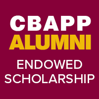 CBAPP Alumni Endowed Scholarship
