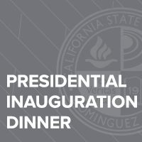 Presidential Inauguration Dinner & Benefit 2019